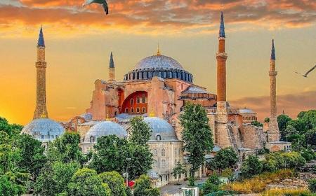 AYASOFYA CAMİ KÜLTÜR ve TARİH TURU - 3 Temmuz 2021 - Cumartesi